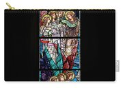Stained Glass Pc 06 Carry-all Pouch