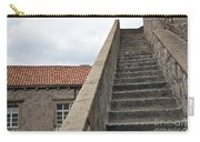Stairway In Dubrovnik Carry-all Pouch by Madeline Ellis