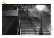 Stairway To Montmartre At Night Carry-all Pouch