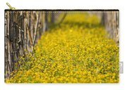 Stalks And Sunshine Carry-all Pouch