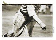 Stan Coveleski (1889-1984) Carry-all Pouch
