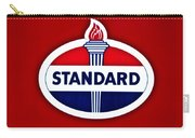 Standard Oil Sign Carry-all Pouch