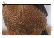 Standing Guard - Cooper's Hawk Carry-all Pouch