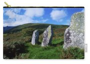 Standing Stone Alignment, Near Carry-all Pouch
