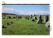 Standing Stones On A Landscape Carry-all Pouch