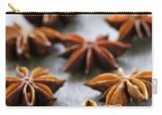 Star Anise Fruit And Seeds Carry-all Pouch