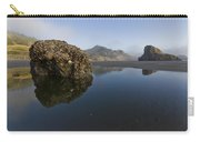 Starfish Beach Carry-all Pouch by Debra and Dave Vanderlaan