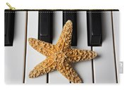 Starfish Piano Carry-all Pouch
