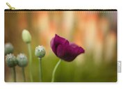 Stark Poppies Carry-all Pouch