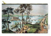 Staten Island And The Narrows, 20th Carry-all Pouch