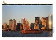 Staten Island Ferry 3 Carry-all Pouch