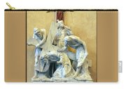 Station Of The Cross 03 Carry-all Pouch