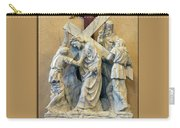Station Of The Cross 05 Carry-all Pouch