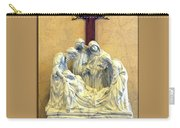Station Of The Cross 14 Carry-all Pouch