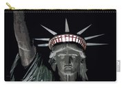 Statue Of Liberty Poster Carry-all Pouch