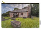 St.dyfnog's Church Carry-all Pouch by Adrian Evans