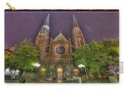 Ste. Anne De Detroit Carry-all Pouch by Nicholas  Grunas