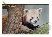 Stealthy Red Panda Carry-all Pouch