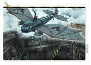 Steam Dragon Crossing Carry-all Pouch