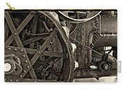 Steam Power Monochrome Carry-all Pouch