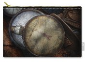 Steampunk - Gauge For Sale Carry-all Pouch