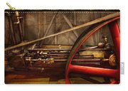 Steampunk - Machine - The Wheel Works Carry-all Pouch