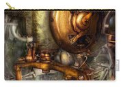Steampunk - Naval - Shut The Valve  Carry-all Pouch