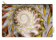 Steampunk - Spiral - Time Iris Carry-all Pouch