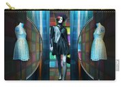 Steel Eyes Mannequin Carry-all Pouch