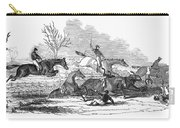 Steeplechase, 1845 Carry-all Pouch