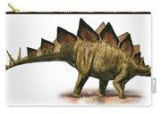 Stegosaurus Armatus, A Prehistoric Era Carry-all Pouch