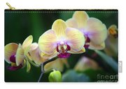 Stem Of Orchids Carry-all Pouch