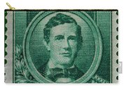 Stephen Collins Foster Postage Stamp Carry-all Pouch