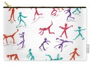 Stickmen October Two Thousand One Carry-all Pouch
