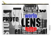 Still Camera From Words Carry-all Pouch