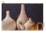 Still Life- Vases Carry-all Pouch
