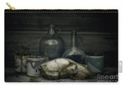 Still Life With Bear Skull Carry-all Pouch