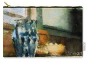 Still Life With Blue Jug Carry-all Pouch
