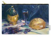 Still Life With Grapes Carry-all Pouch
