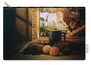 Still Life With Hopper Carry-all Pouch by Patrick Anthony Pierson