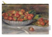 Still Life With Strawberries Carry-all Pouch