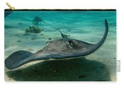 Stingray Approaching Carry-all Pouch