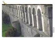 Stone Arches And Shadows Carry-all Pouch