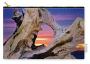 Stone Lagoon Sunset Redux Carry-all Pouch