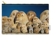 Stone Owls Carry-all Pouch