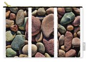 Stone Triptych Carry-all Pouch