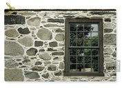 Stone Wall With A Window Carry-all Pouch