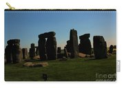 Stonehenge England Carry-all Pouch