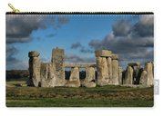 Stonehenge Carry-all Pouch by Heather Applegate