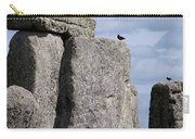 Stonehenge In England Carry-all Pouch